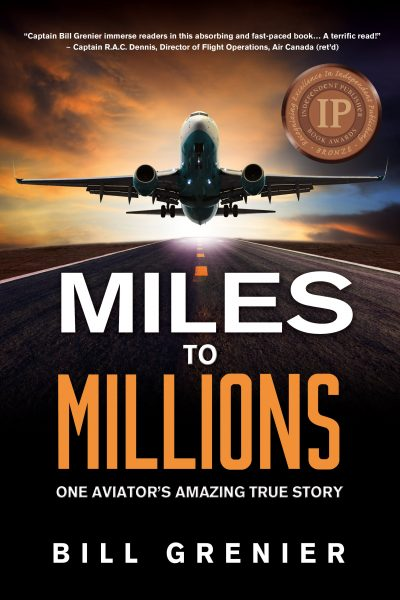 Miles to Millions front cover