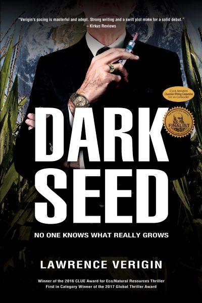 Dark Seed front cover